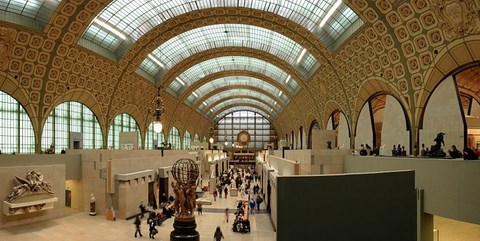 Paris, musée d'Orsay - Paris-Ile de France