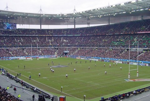 Saint Denis, le stade de France - Seine Saint Denis - Ile de France