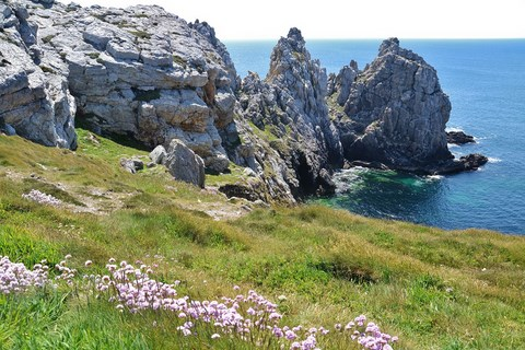 Fibistere - Pointe de Pen Hir - photo CC BY-SA 3.0 - Babsy