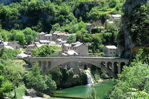 St Chely sur Tarn, Languedoc-roussillon